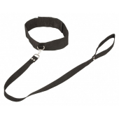Ошейник Bondage Collection Collar and Leash Plus Size